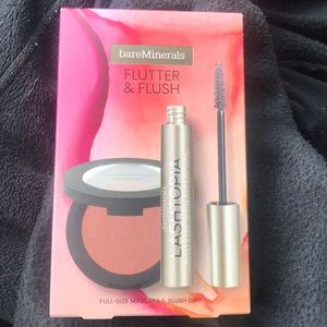 BareMinerals flutter and flush duo pack
